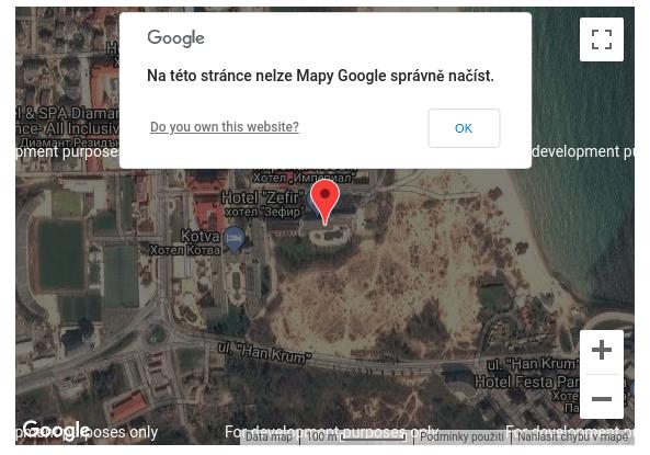 4536a1f42fe Google Maps API nyní vyžadují nastavení fakturace